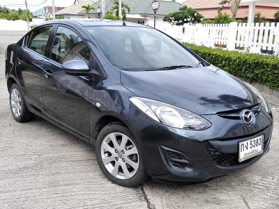 Car for rent in Hua Hin